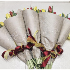 Мини букеты из тюльпанов #2