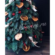 """Ель Новогодняя """"Глинтвейн"""""""