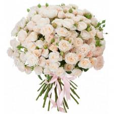 """Букет из роз """"Воздушный замок"""""""